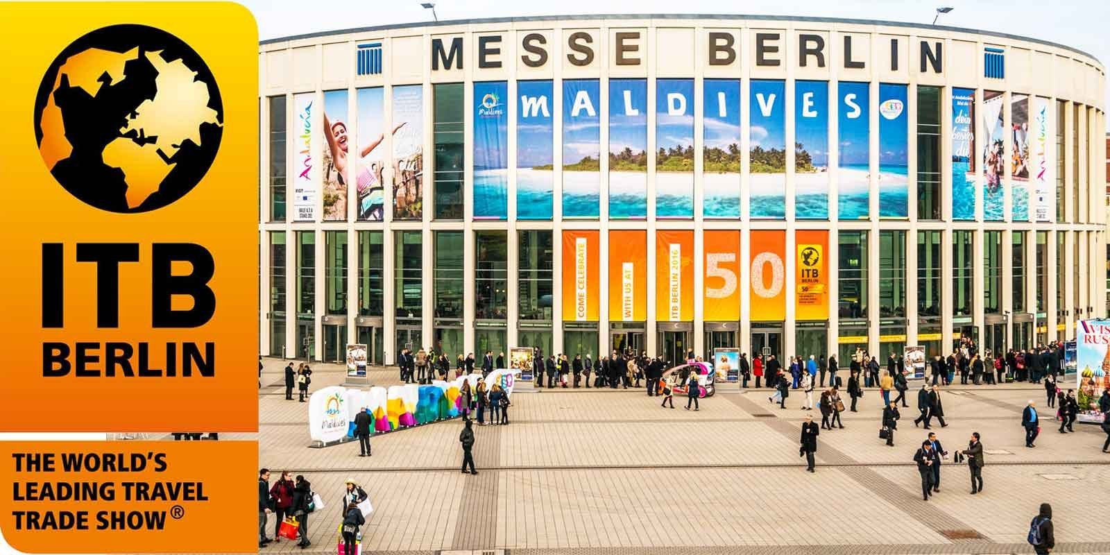 ITB, the world's leading travel trade show