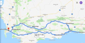 THE EASY EXPLORER ROUTE